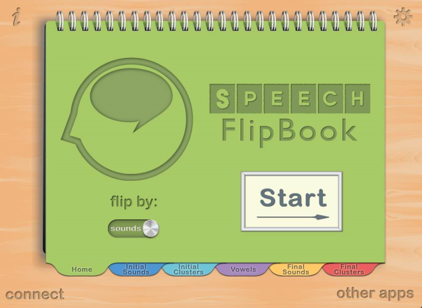 Home Page - Speech FlipBook