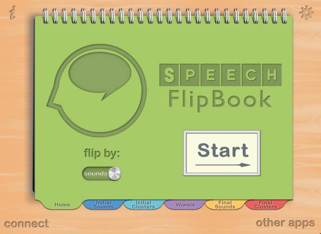 Home Page - Speech FlipBook