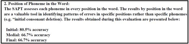 SAPT sample write up screen print