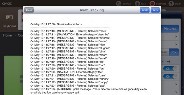Avaz tracking pic
