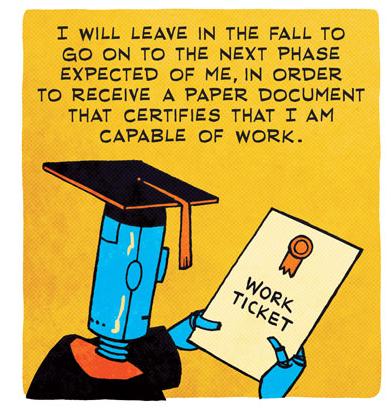 zen pencils - work ticket